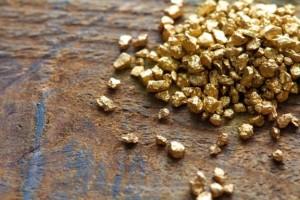 Metais preciosos - Ouro