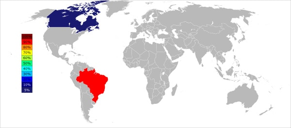 Nióbio no Brasil.