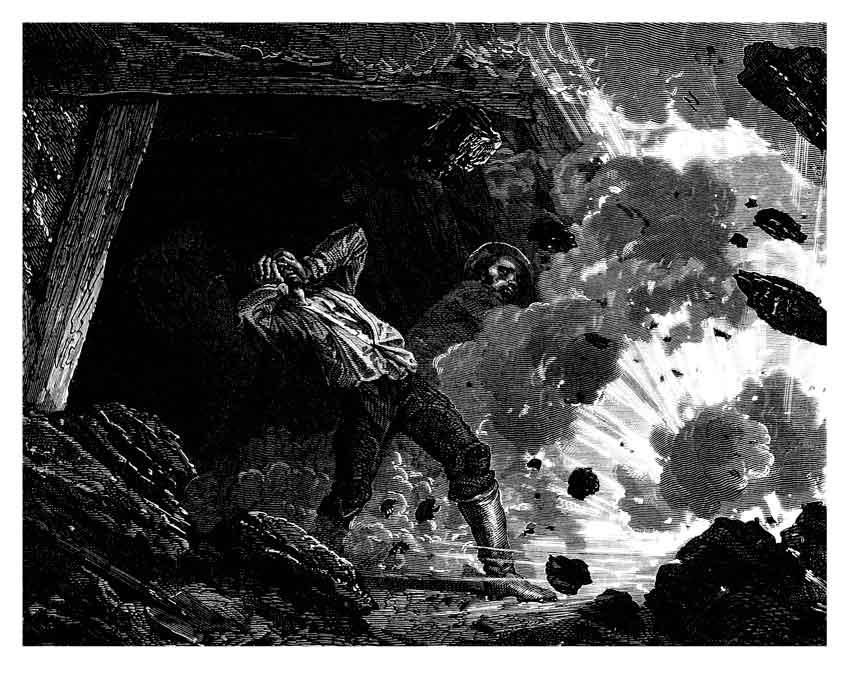 Acidentes na Mineração causa desastres e perdas humanas