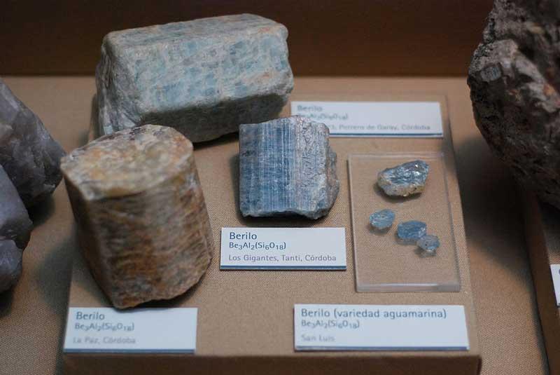 Museu de Minérios.