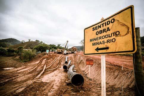 Mineroduto  Minas-Rio