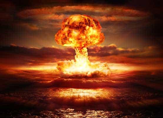 Urânio - Bomba Atômica