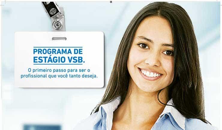 Programa de Estágio VSB 2015