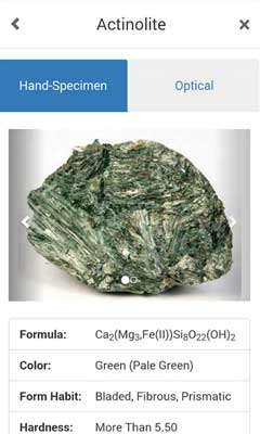 Aplicativos para mineração - Smart Geology