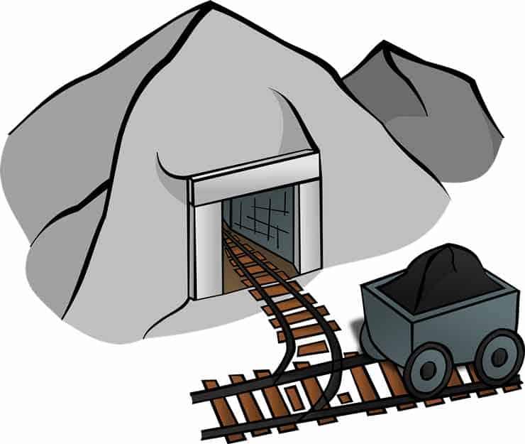 Aplicativos para mineração