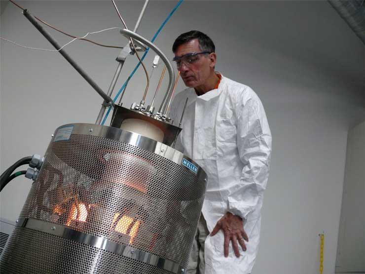 Eletrometalurgia na mineração - Processo
