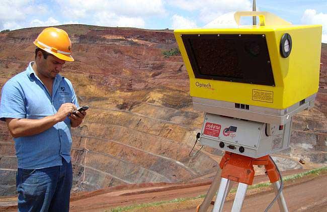Estabilidade de taludes na mineração