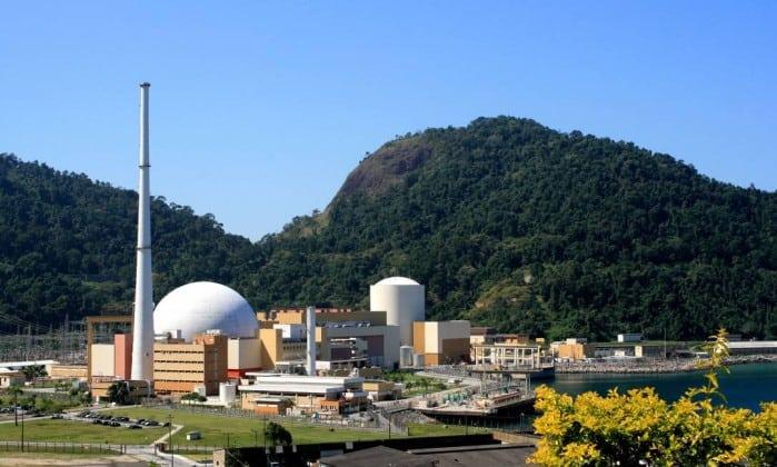 usina nuclear angra