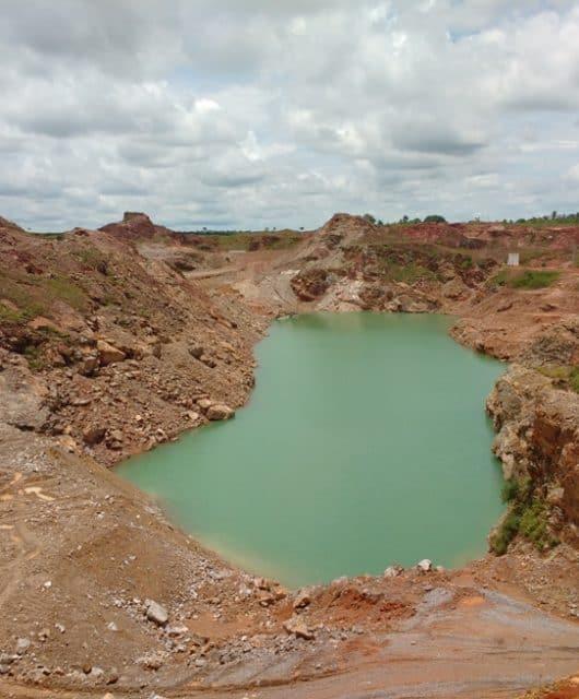 Garimpo Bom Futuro Rondônia