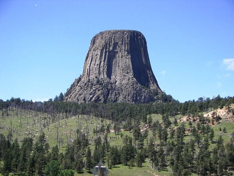 Formações_Geológicas_Devils_Tower